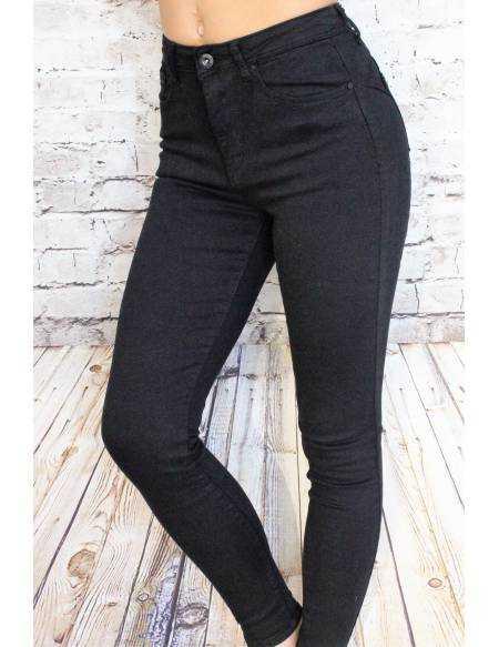 Mon jeans noir basic