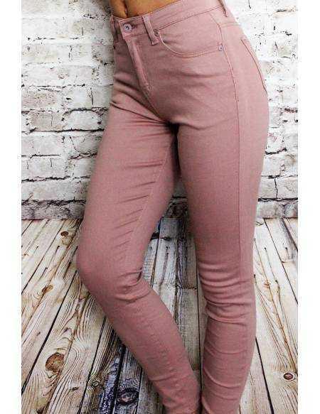 Mon Jeans basic rose blush