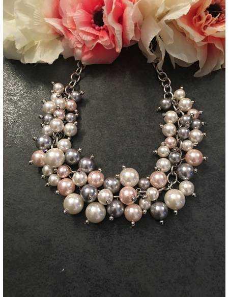 """Collier """"Jolies perles"""""""