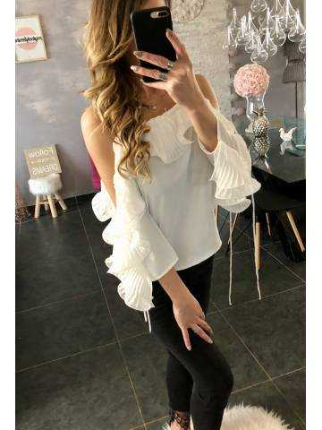 Ma blouse blanche