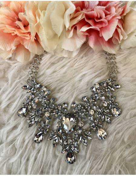 "Mon collier ""Diamond chic"""