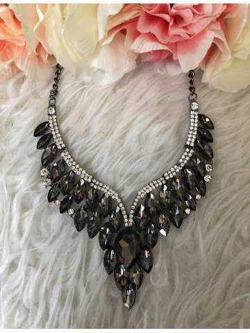 Collier diamond grey 2