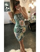 "Ma jolie robe ""jungle and flowers"""""