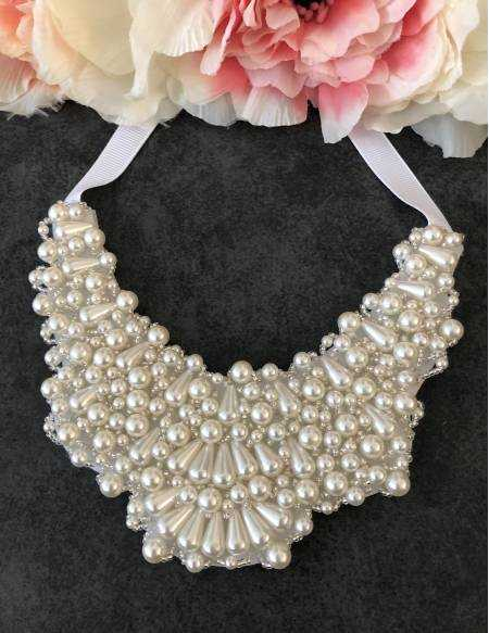 "Collier princesse ""so pearls"""