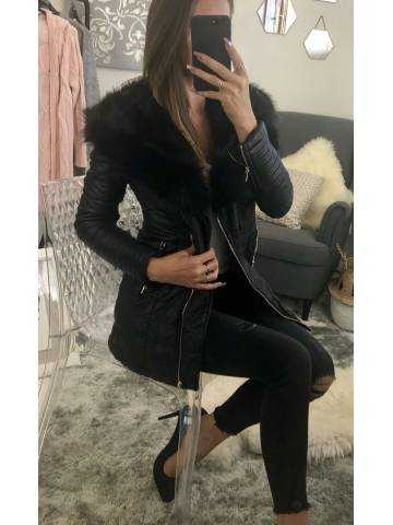 Mon joli manteau noir