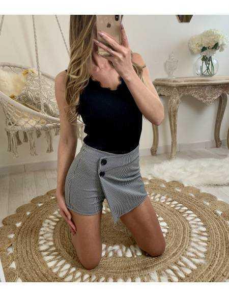 Mon joli short style jupe