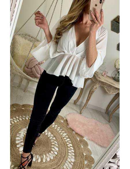 Ma jolie blouse ample
