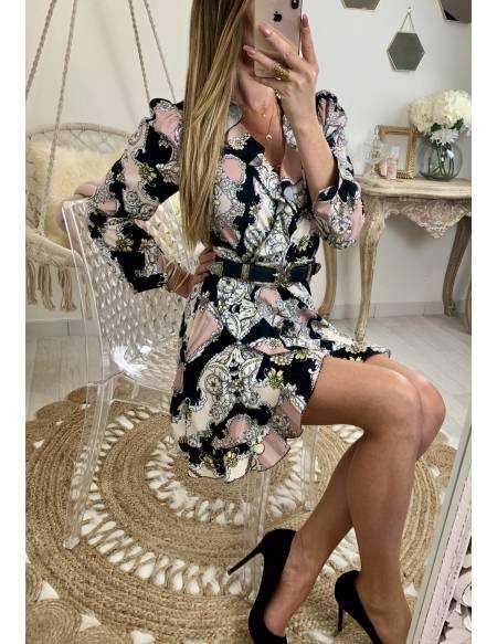 Ma jolie robe imprimée
