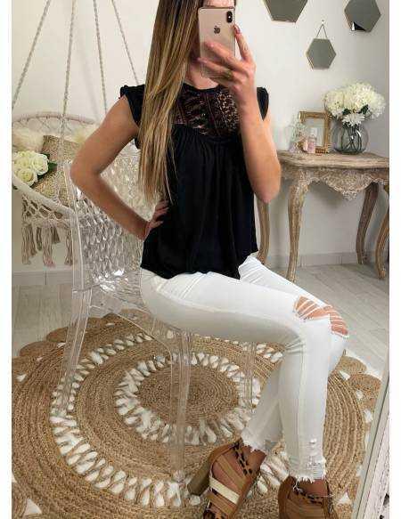 Ma jolie blouse noire