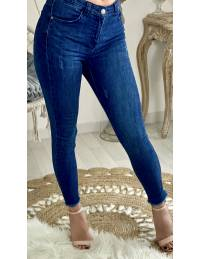 "Mon jeans ""brut et basic"""