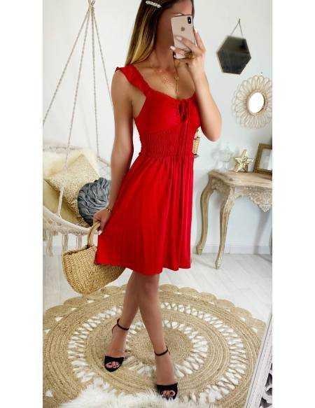 a6f2ba90ca2a4 Ma jolie robe rouge
