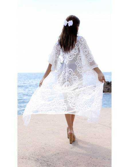 Mon kimono blanc