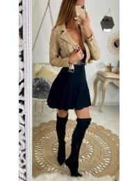 """Ma jolie jupe noire """"plissée"""""""