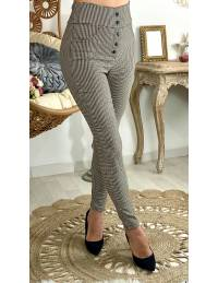 Mon pantalon/legging imprimé camel