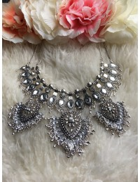 "Collier argent ""Istanbul"""