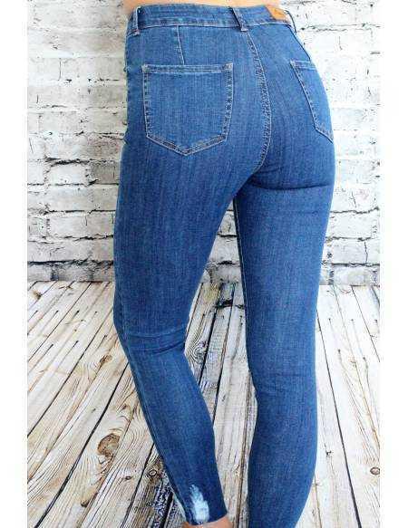 Mon jeans foncé