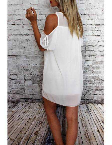 Ma robe blanche