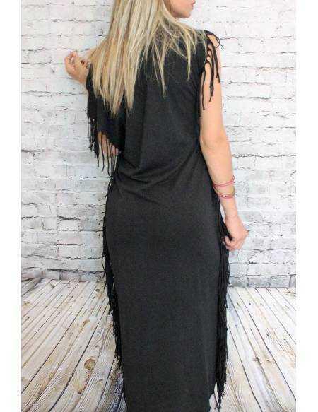 Ma robe longue noire