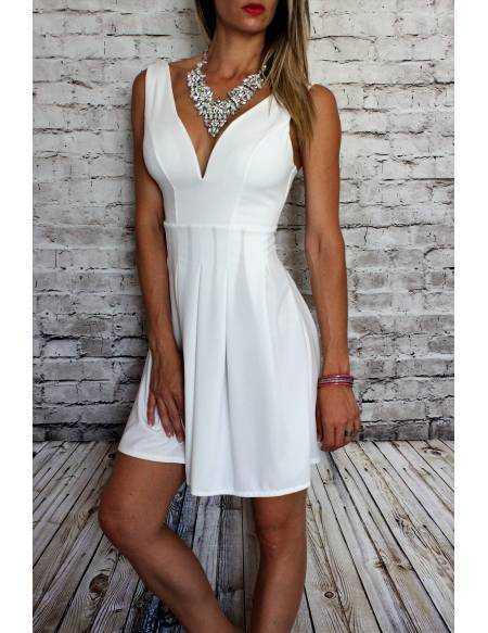 """Ma petite robe blanche """"princesse"""""""